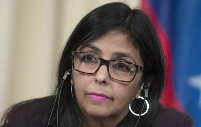 Венесуэла не приемлет заявления США о возможности военного вмешательства