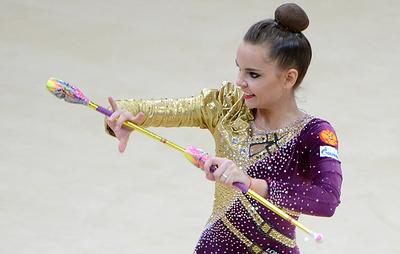 Дина Аверина рада возможности снова выступать перед публикой на этапе Гран-при в Москве