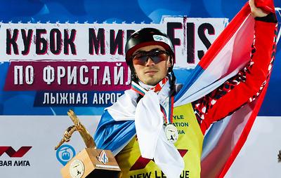 Тренер: фристайлист Никитин должен обрести уверенность после победы на этапе КМ