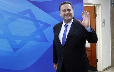 Нетаньяху назначил Исраэля Каца министром иностранных дел Израиля