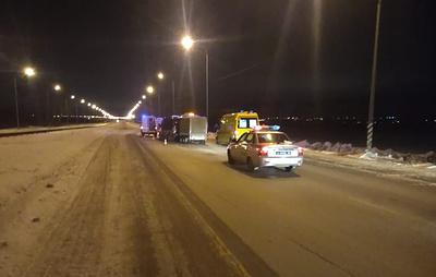 Пять человек пострадали в ДТП с микроавтобусом под Екатеринбургом