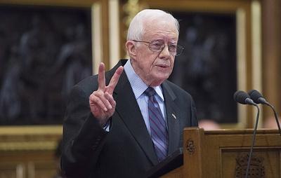 СМИ: Джимми Картер установил рекорд по продолжительности жизни среди всех президентов США