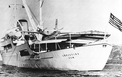CNN: принадлежавшую Жаклин Кеннеди яхту сдают в аренду за $640 тыс. в неделю
