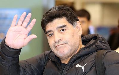 """Марадона заявил, что покинет пост главного тренера мексиканского клуба """"Дорадос"""""""