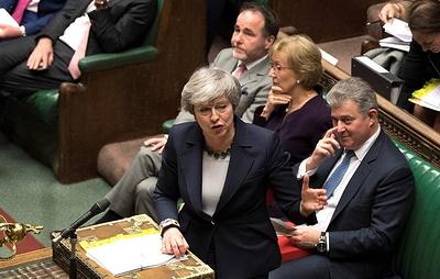 Times: Мэй планирует изменить билль о Brexit, чтобы заручиться поддержкой лейбористов