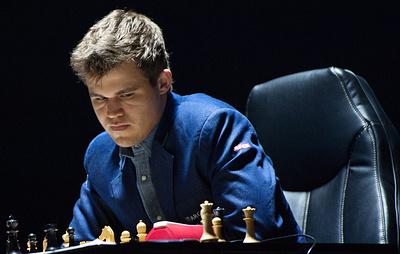 Карлсен победил Карякина и досрочно выиграл шахматный турнир в Азербайджане