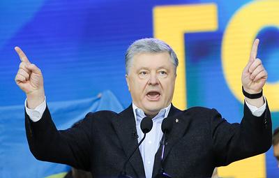 Модератор теледебатов сообщила об угрозе теракта в студии, где находится Порошенко