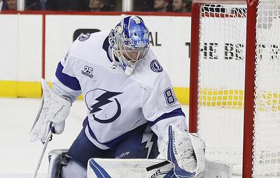 Впервые в истории НХЛ победители конференций не смогли пройти первый раунд плей-офф