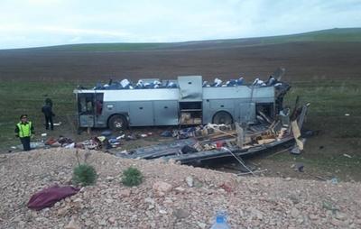 В посольстве РФ сообщили, что россиян нет среди пострадавших в ДТП на юге Казахстана