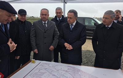 Северная Осетия может стать участницей программы по улучшению водоснабжения в России