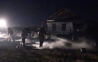 МЧС объявило оперативное предупреждение о ветре в пострадавшем от пожаров Забайкалье