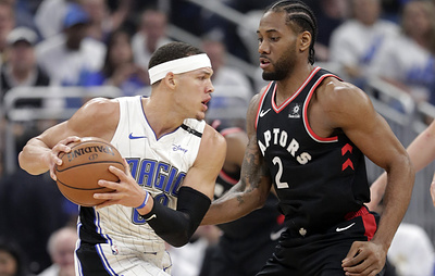 """Торонто"" и ""Голден Стэйт"" увеличили отрыв в сериях плей-офф НБА с ""Орландо"" и ""Клипперс"""