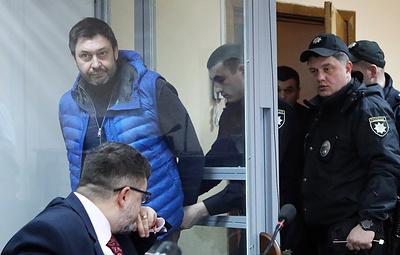 Российские журналисты попросили Зеленского освободить Кирилла Вышинского