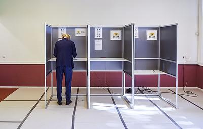 В Нидерландах прошли выборы в Европарламент