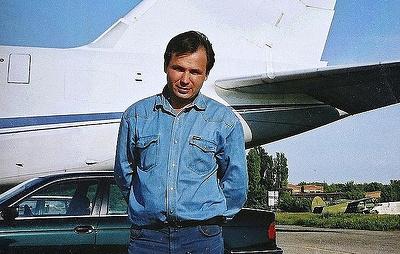 Жена Ярошенко заявила об ухудшении здоровья летчика