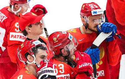 Без золота. Россияне не смогли забросить в полуфинале ЧМ по хоккею и сыграют за бронзу