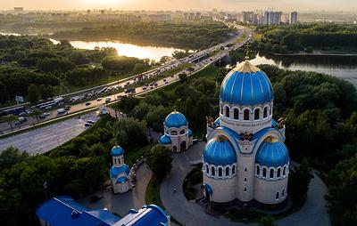 В РПЦ назвали регионы, где больше всего не хватает храмов
