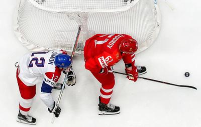 Задоров: российские хоккеисты на чемпионате мира завоевали бронзу с золотым отливом