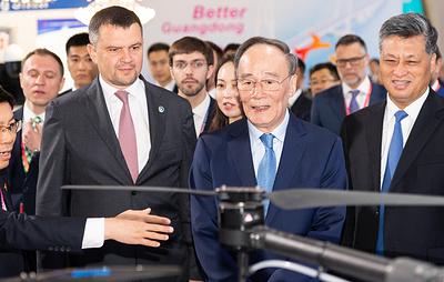 В Китае заявили, что готовы увеличить импорт сельхозпродукции из России