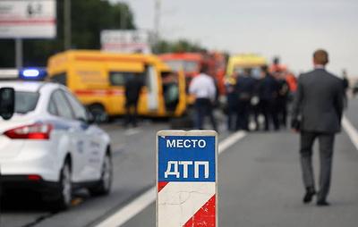 Семь человек погибли в ДТП в Воронежской области