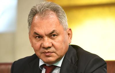 Шойгу заявил, что Россия должна выработать новую теорию ведения войн