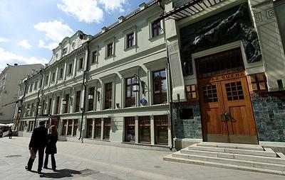 Здание МХТ имени А. П. Чехова в Москве отреставрируют