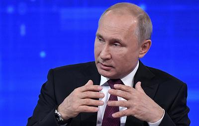 Путин рассказал о поступке, за который ему до сих пор стыдно