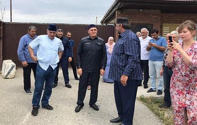 Правозащитник Оюб Титиев вышел на свободу по УДО