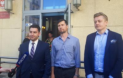 Прокуратура Польши вызвала на допрос вывезшего детей из шведской приемной семьи россиянина