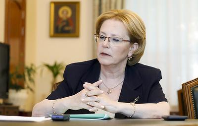 Вероника Скворцова: наше будущее - не лечение больных, а сопровождение здоровых