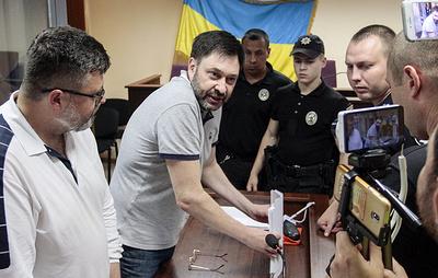 Уголовное дело в отношении Кирилла Вышинского