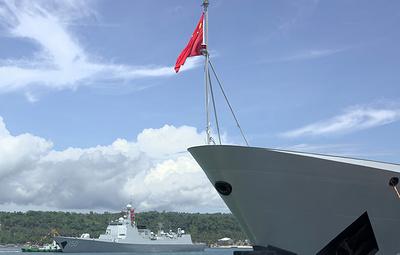 WSJ: Камбоджа тайно предоставила Китаю право совместного пользования базой ВМС
