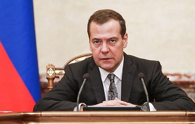 Медведев в Курской области проведет совещание о стимулировании экспорта сельхозпродукции