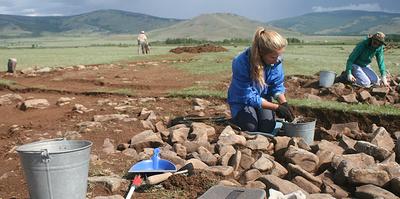 Курганы Убсу-Нура. Археологи проверяют гипотезу о происхождении скифов из Монголии и Тувы