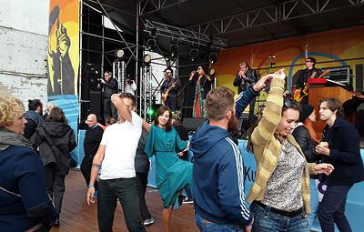 """Блюзовый фестиваль """"Мосты"""" собрал в Петербурге музыкантов из США, Норвегии и Финляндии"""