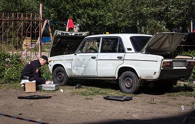 Задержан подозреваемый в причастности к подрыву автомобиля в Магнитогорске