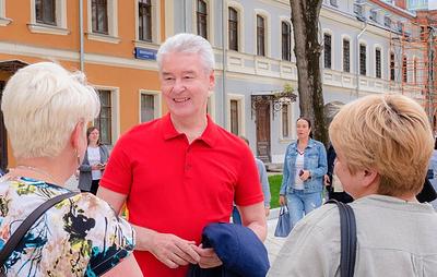 Собянин: второй Старый Арбат появится в Таганском районе Москвы