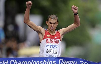 Легкоатлет Бакулин намерен оспорить допинговую дисквалификацию, если найдет на это деньги