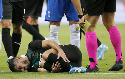"""Футболист """"Краснодара"""" Кабелла надеется восстановиться от травмы до конца сезона"""