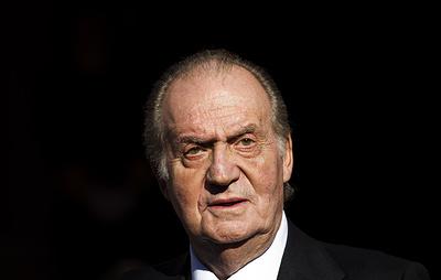 Отрекшемуся от испанского престола Хуану Карлосу I провели операцию на сердце
