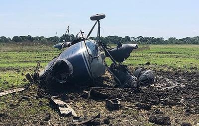 Хронология аварий и катастроф легких вертолетов в России в 2019 году