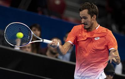 Российский теннисист Медведев сохранил пятое место в рейтинге ATP