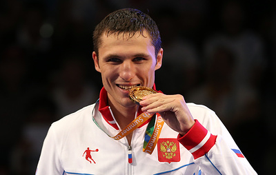 Россиянин Замковой встретится с Мессауди во втором круге чемпионата мира по боксу
