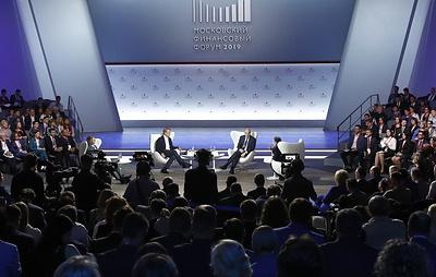 Кудрин и Силуанов на МФФ поспорили о бюджете, а Греф предложил еще одну модель роста