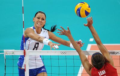 Российские волейболистки стартуют на Кубке мира в Японии