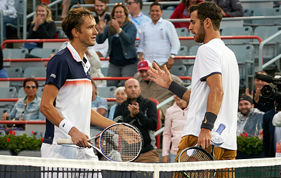 Турнир ATP с участием Медведева и Хачанова стартует в Петербурге