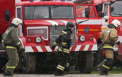 Восемь человек погибли при пожаре в жилом доме в Красноярске