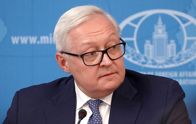 Рябков: логика стратегического сдерживания США сейчас вновь актуальна