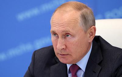 Путин потребовал оперативно помочь в решении жилищных проблем пострадавшим от паводков