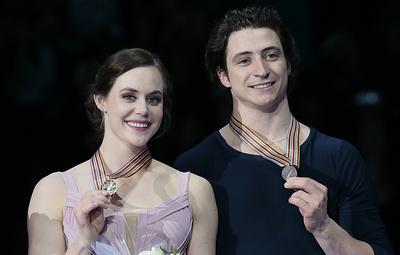 Трехкратные чемпионы ОИ фигуристы Вирчу и Мойр завершили спортивную карьеру